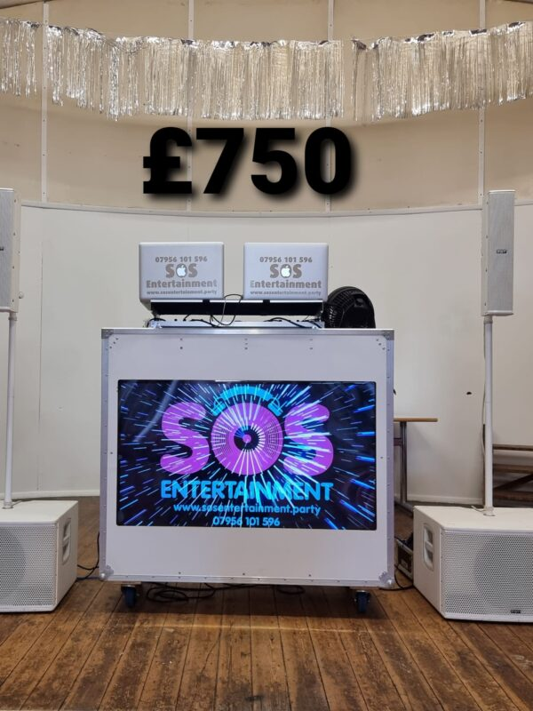 hire a dj for a birthday party, kent & sussex