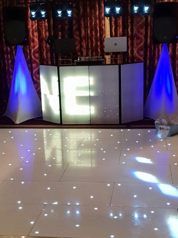 light up dance floor for hire, kent