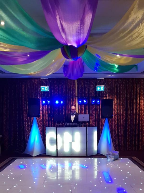 led dance floor hire near me, weddings, parties