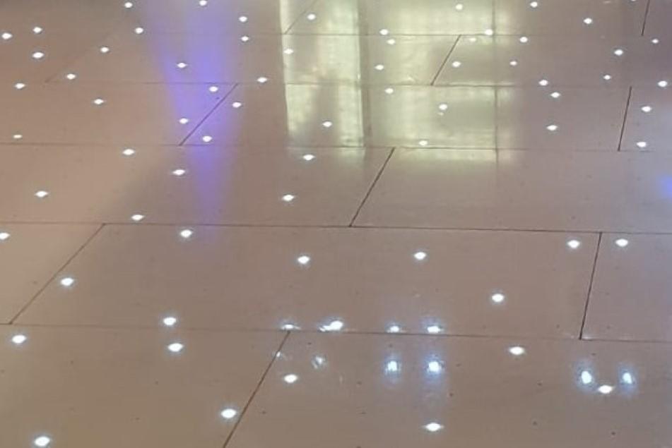 LED dance floor for hire, kent
