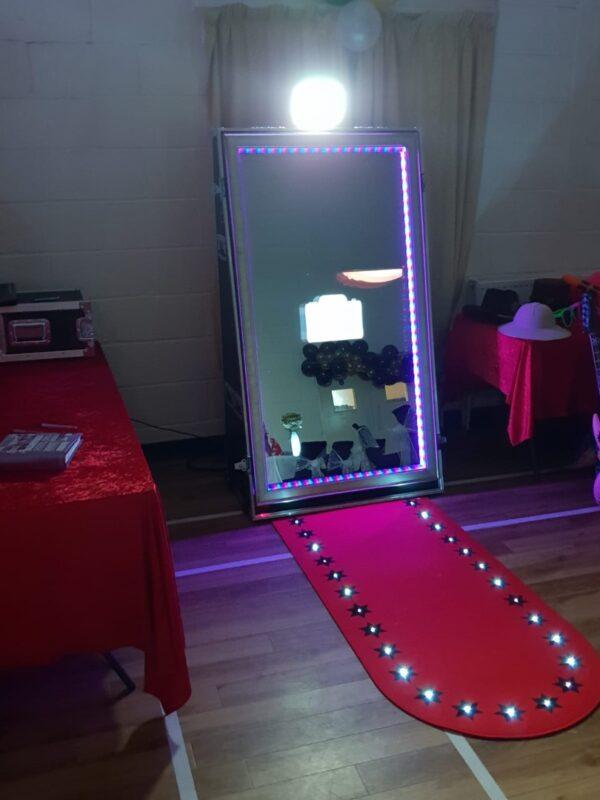 magic mirror photo booth near me
