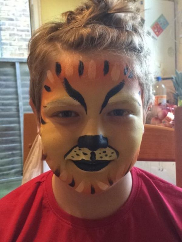 face painters for hire