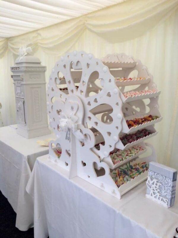 ferris wheel sweet stand
