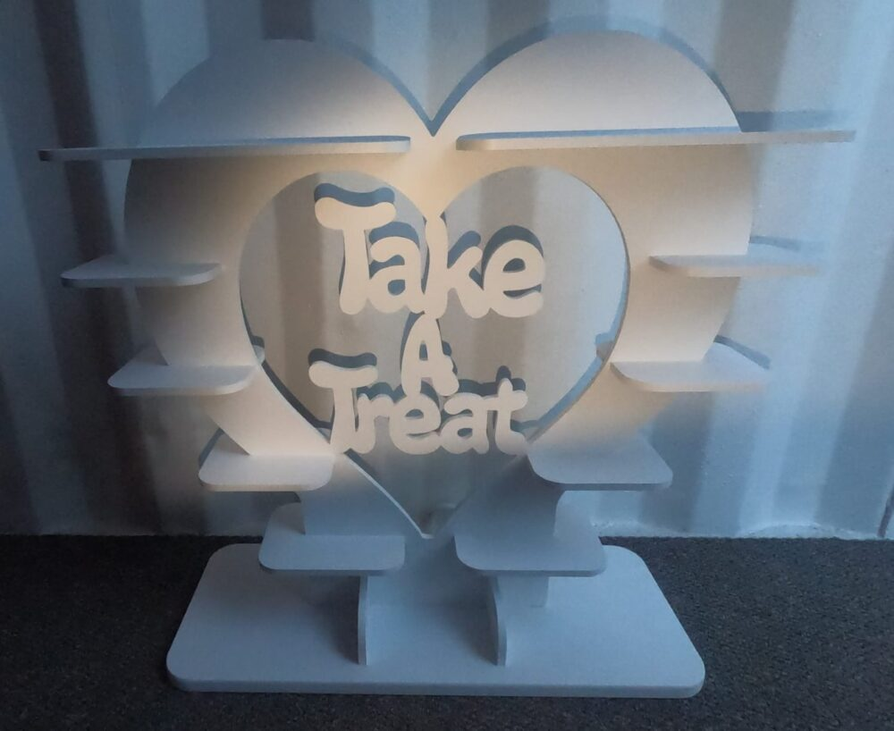 cupcake stand, favours stand