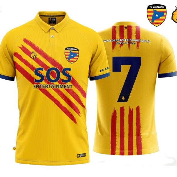 SOS, business sponsorship, FC Catalans