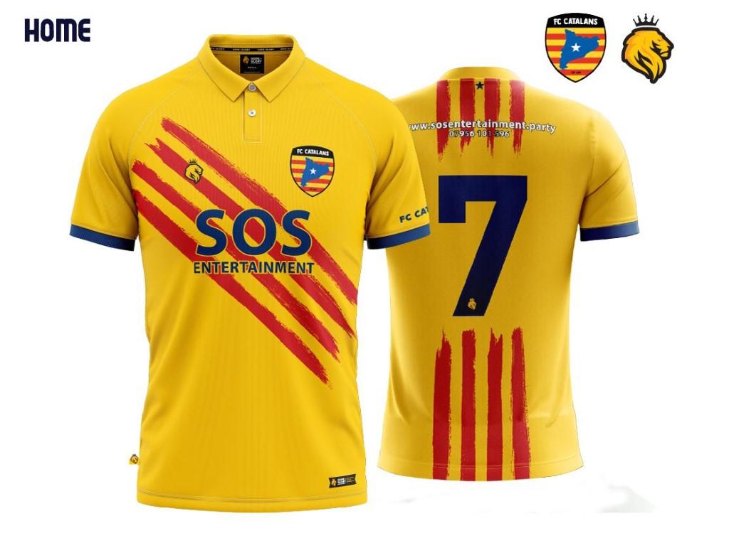 SOS, business sponsorship, FC Catalans