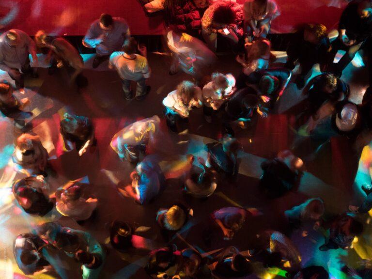 party dance floor