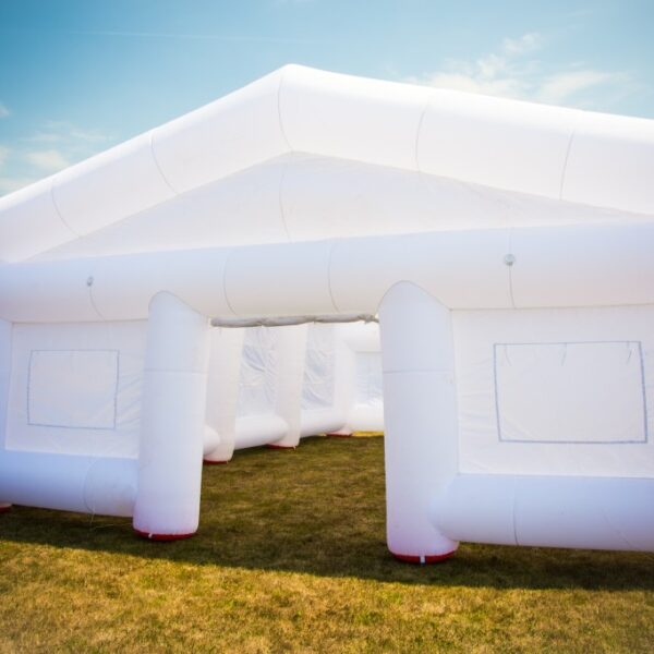 inflatable marquee for hire