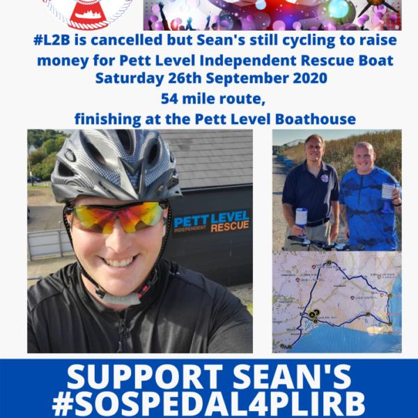 bike ride for charity 2020,