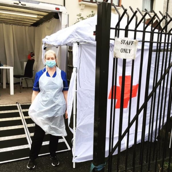 nhs flu vaccines, pandemic support
