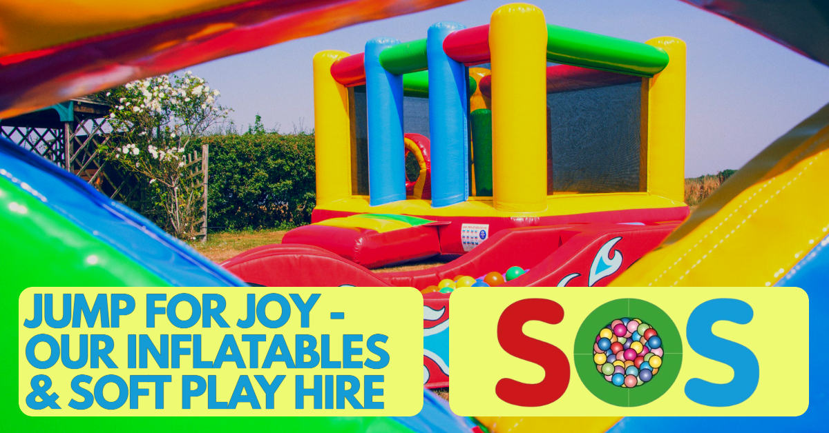 bouncy castle hire, inflatables to hire