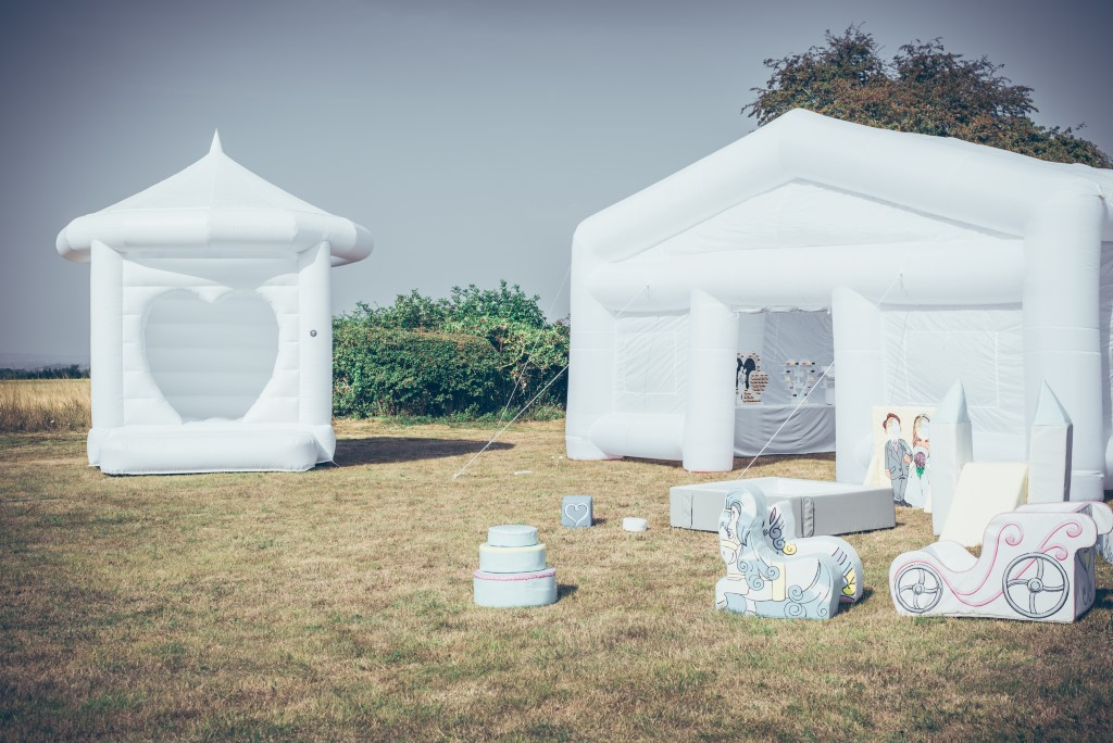 wedding soft play hire, essex weddings