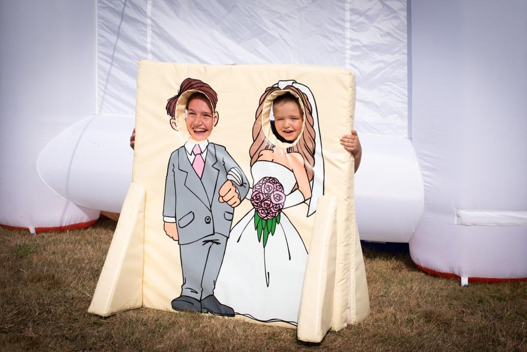 wedding soft play hire, kent weddings