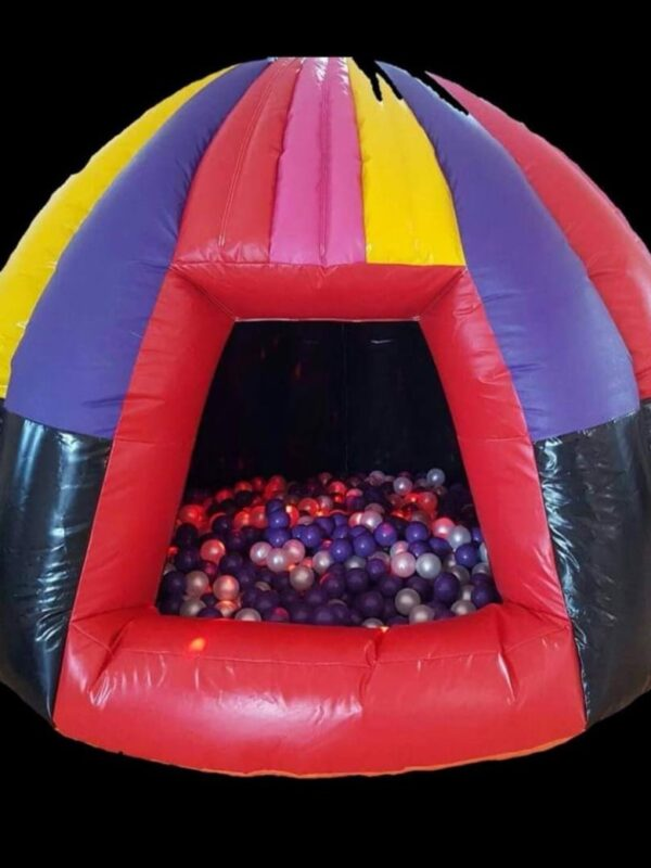 sensory ball dome for hire in Kent