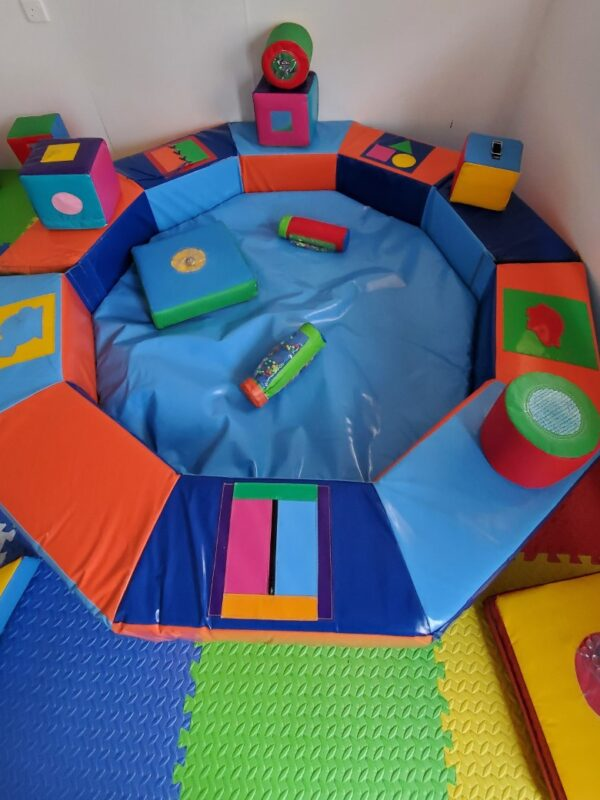 sensory soft play bundle to hire for toddler events