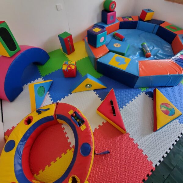 hire a sensory soft play bundle for birthday parties