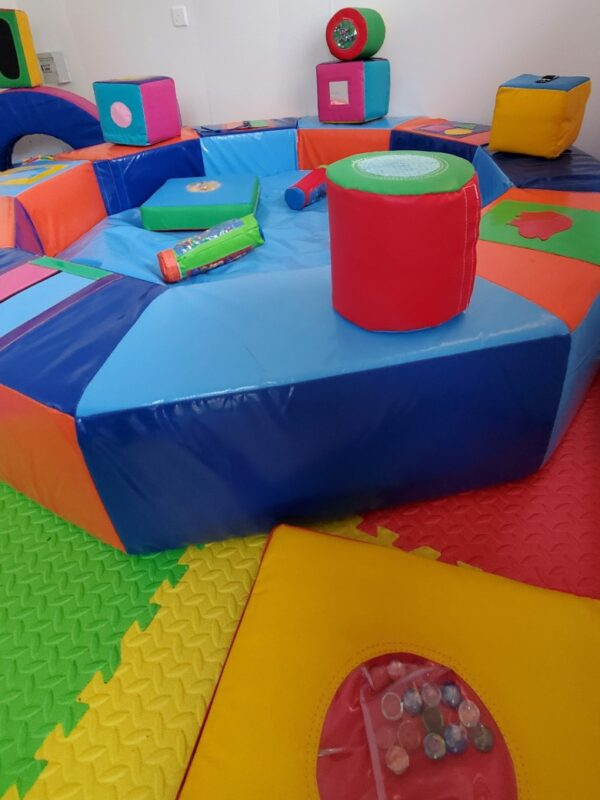 soft play mat and items to hire