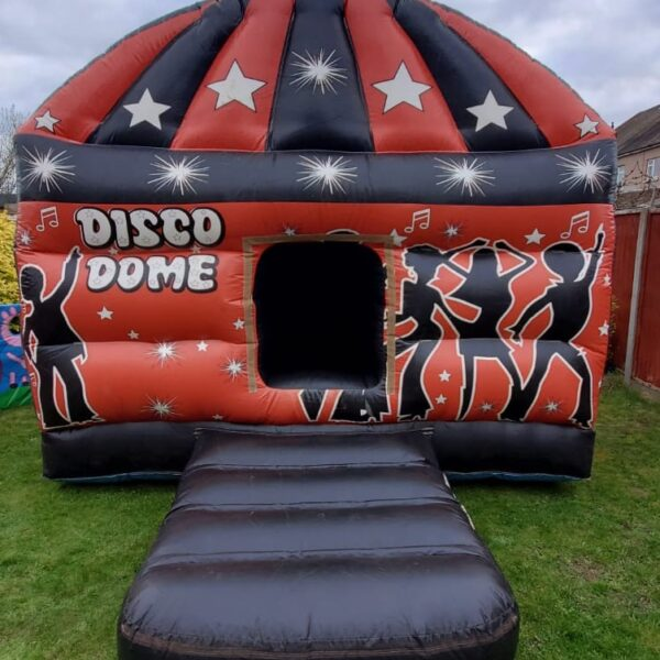 disco bouncy castle for hire in Kent