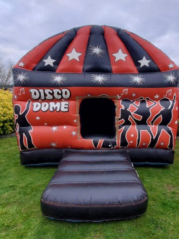 disco bouncy castle for hire Sussex