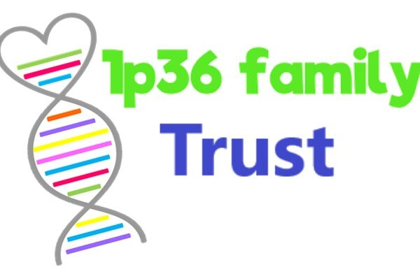 1p36 charity logo, sos entertainment supporting 1p36 family trust