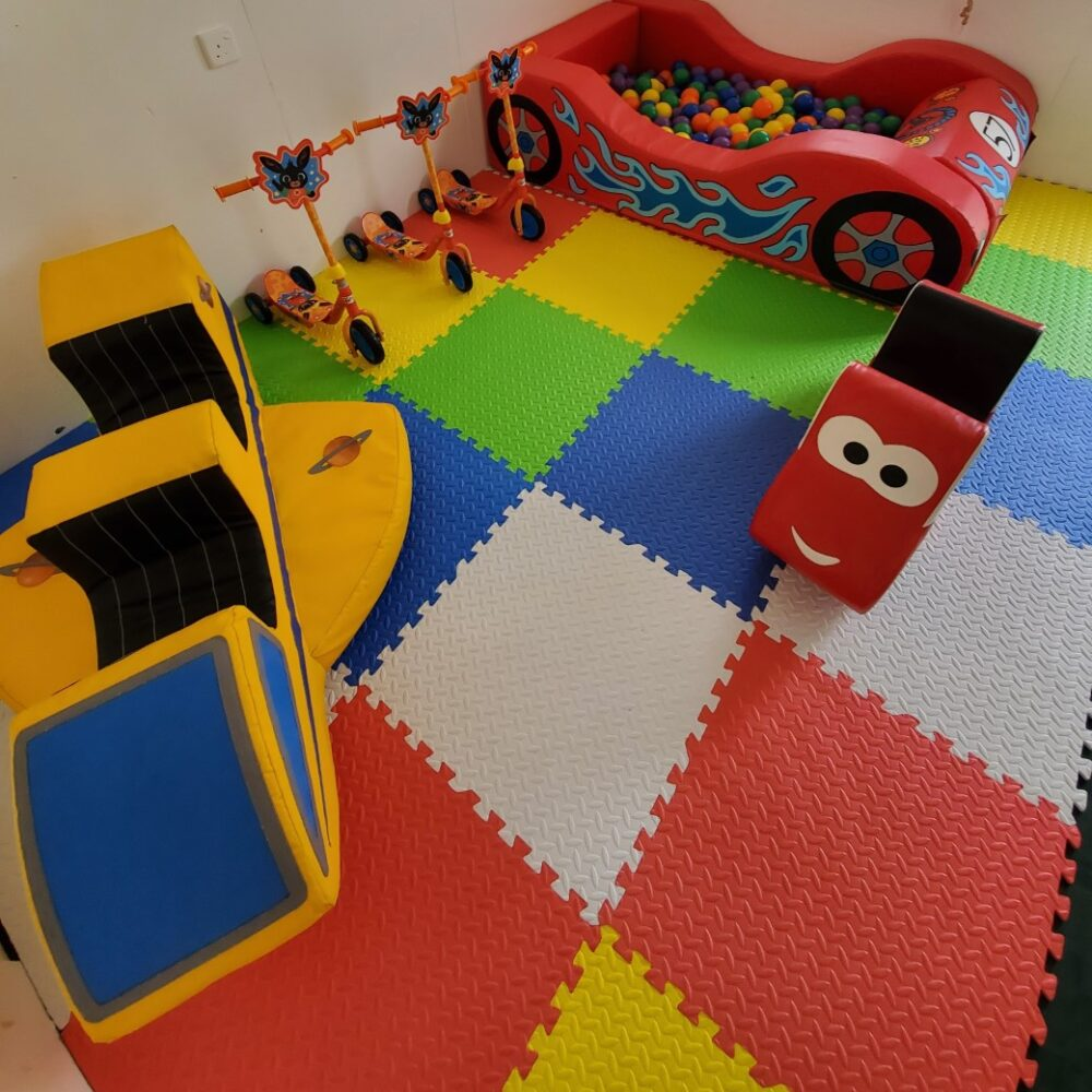 aeroplane soft play hire bundle