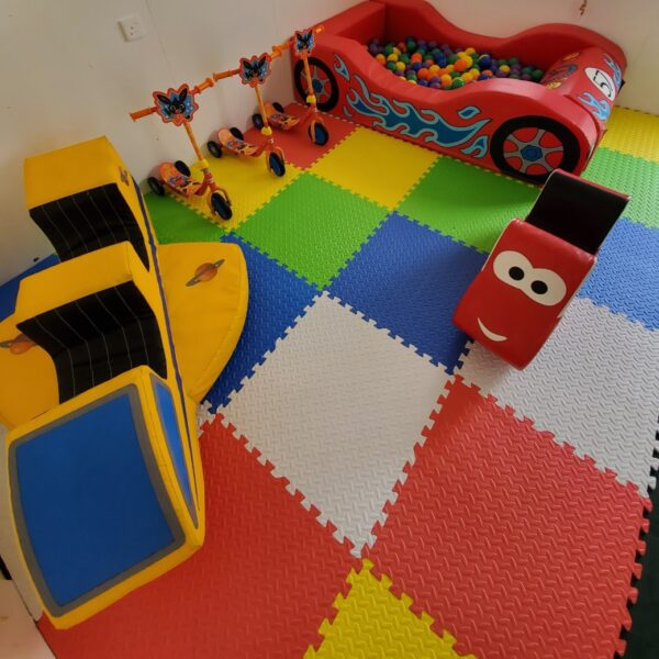aeroplane soft play hire bundle