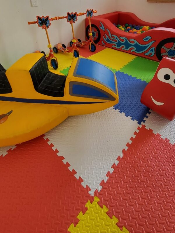 vehicle soft play hire in Kent