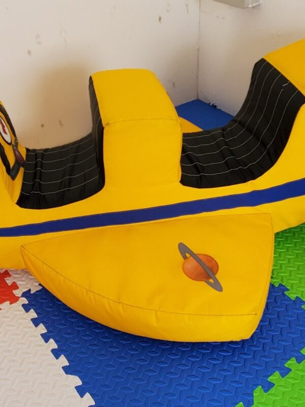 toddler aeroplane soft play hire items