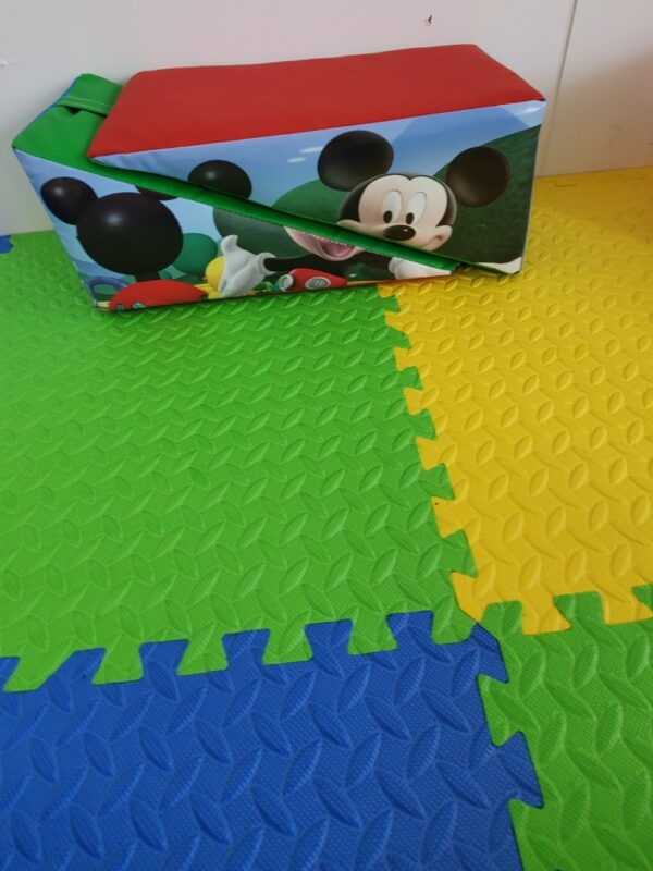 cartoon mouse soft play hire kent