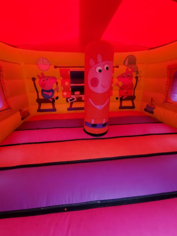 themed bouncy house, hire in Kent and Sussex