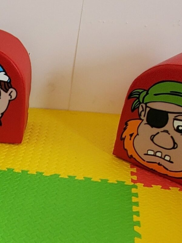 pirate soft play hire for children's events