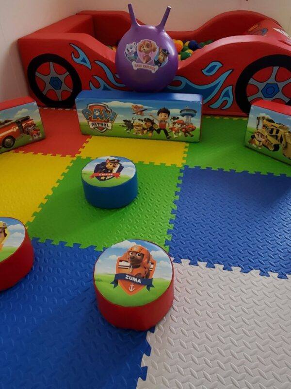soft play set for hire