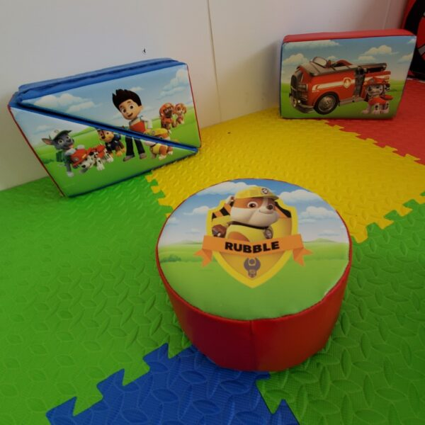 soft play items to hire for parties