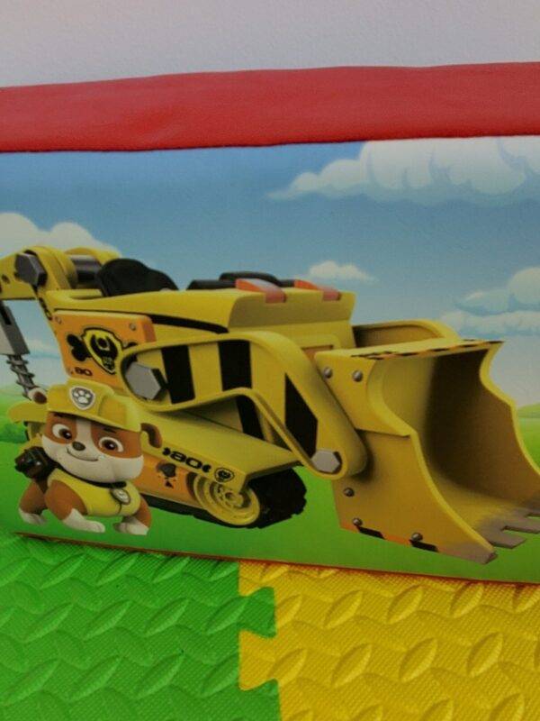 paw patrol soft play items for hire