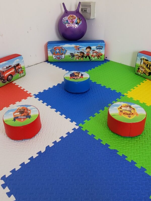 paw patrol soft play hire in kent