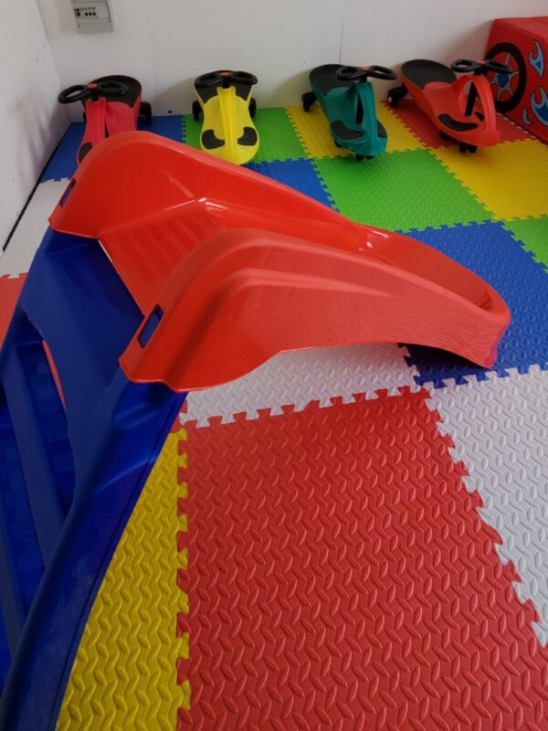 car play set and ball pit hire