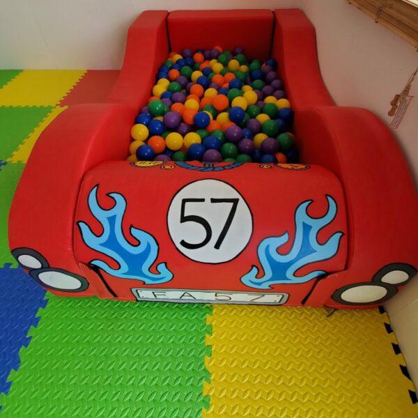 car fun ball pit hire