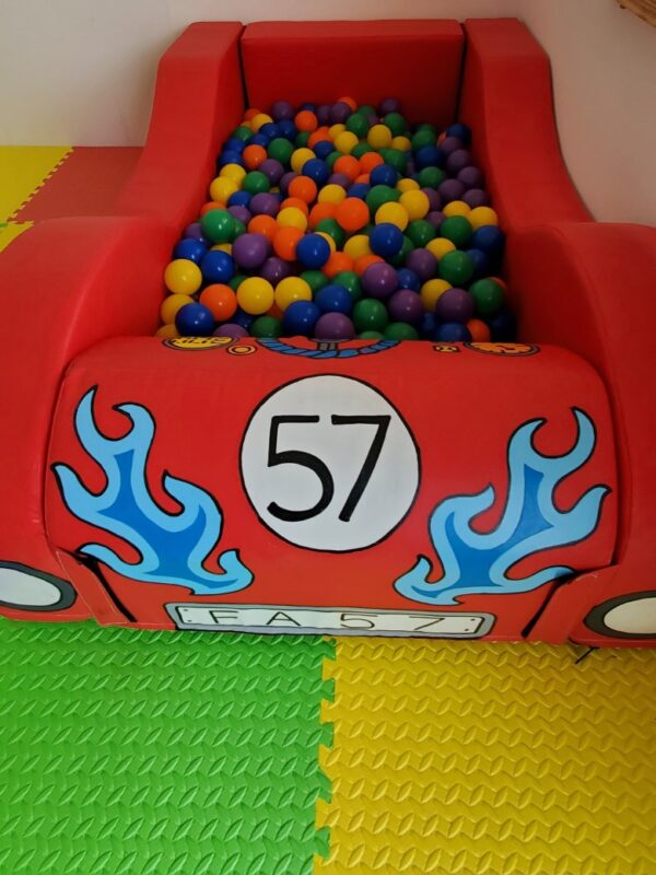 car fun ball pit hire