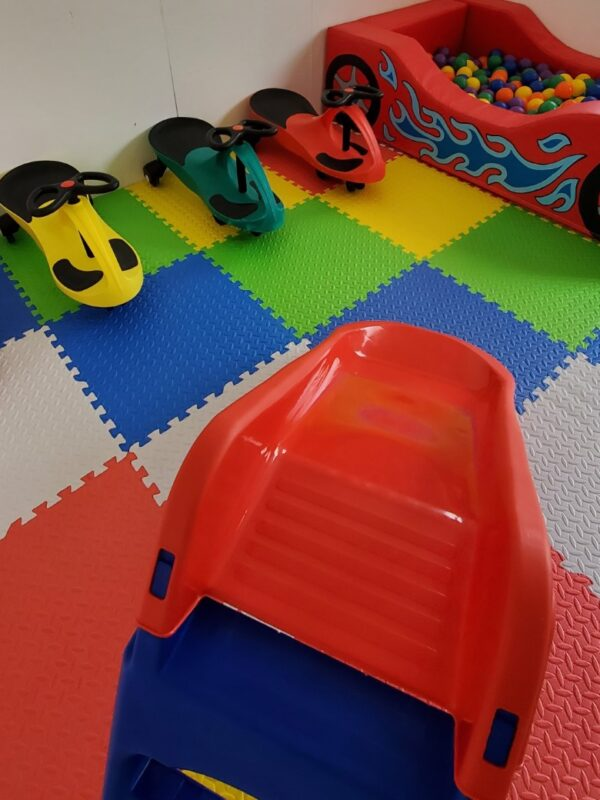 racing car ball pit hire in kent