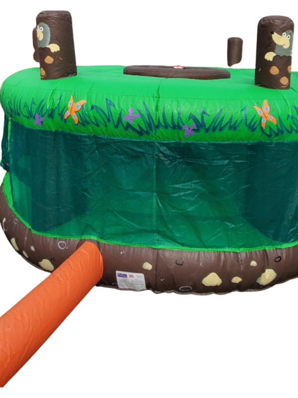 whack a mole inflatable hire