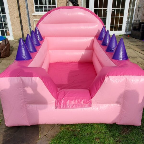 pink ball pit air blower for hire in Sussex