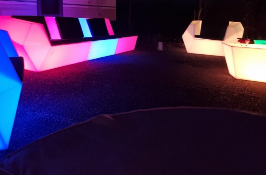 led furniture hire, Kent & Sussex