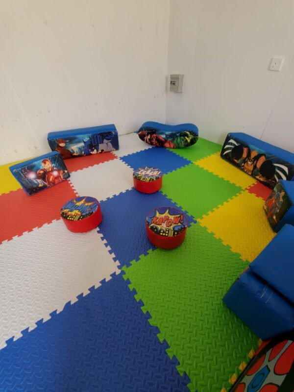 soft play equipment for hire, kent