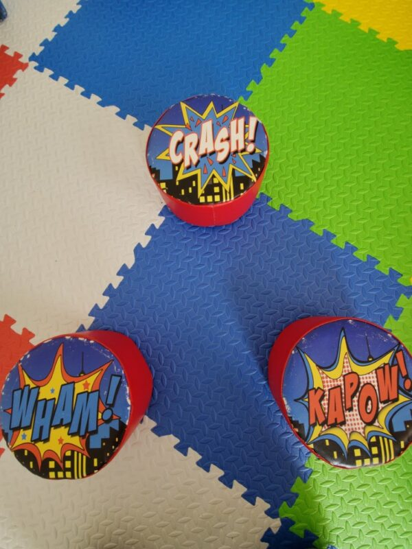 superhero themed soft play equipment for hire,