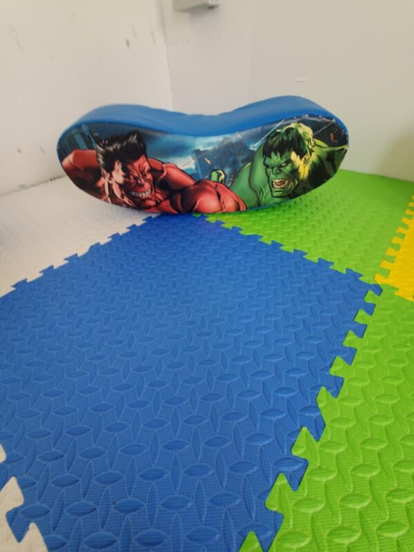 soft play equipment for hire, playdates & events