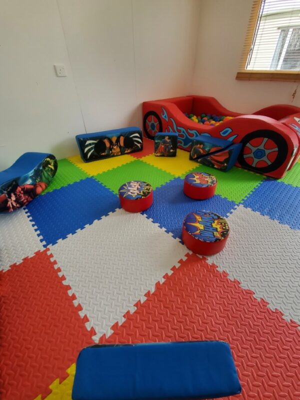 bouncy castle & soft play equipment for hire
