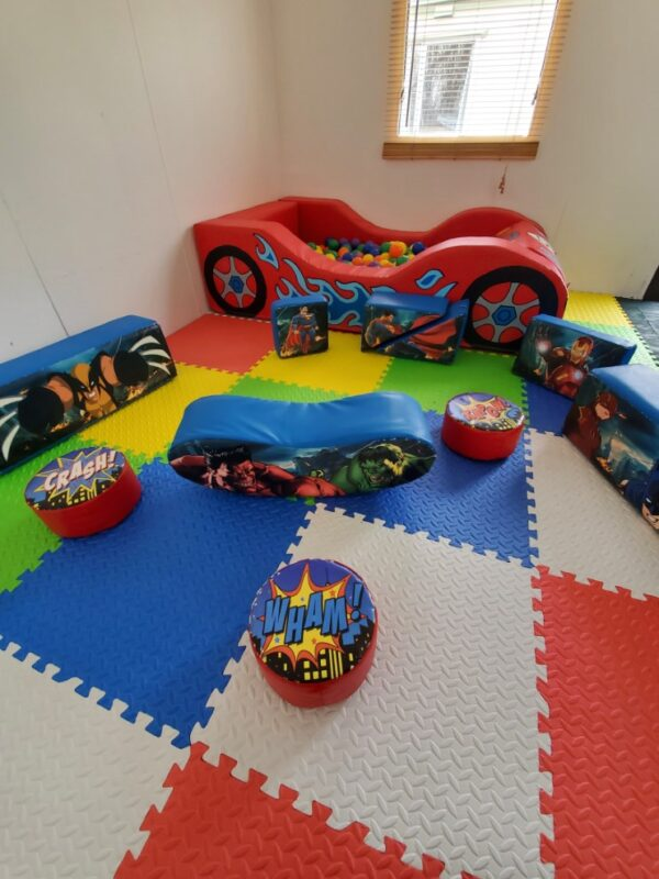 children's entertainment soft play equipment for hire