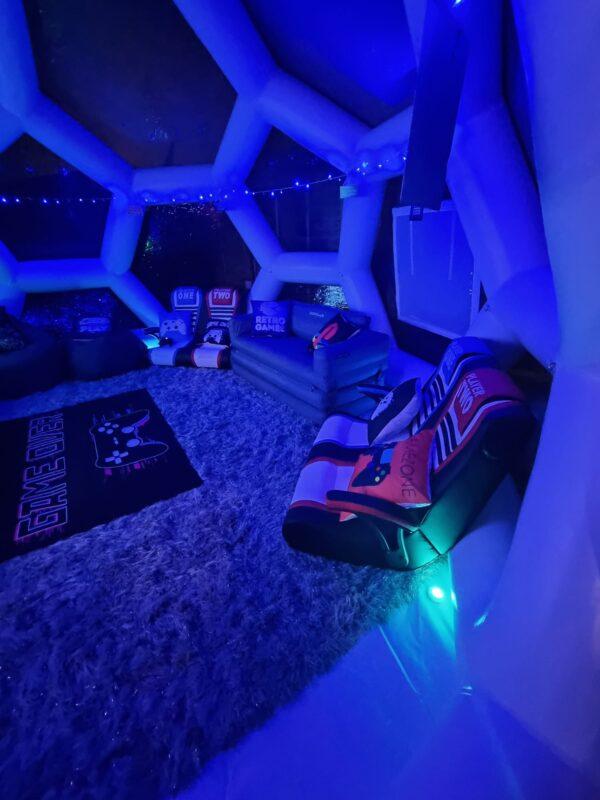 gaming pod chair