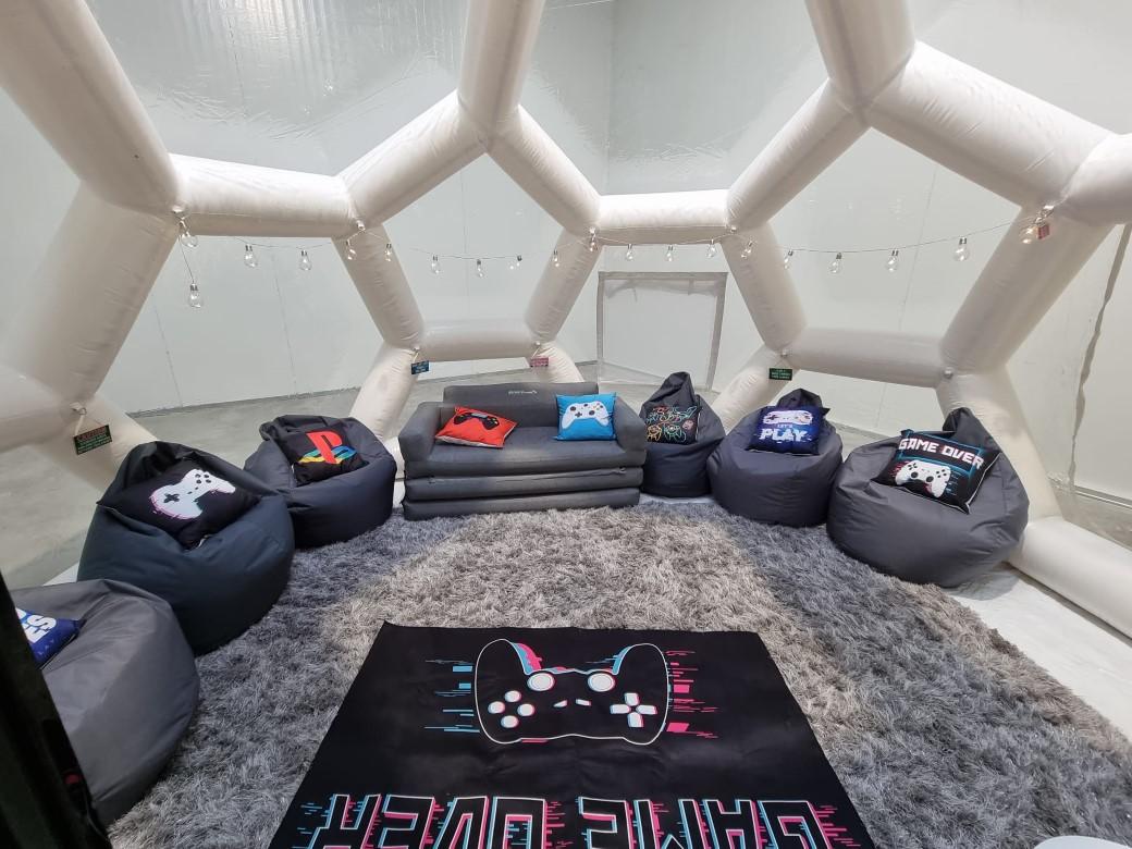 the gaming pod, gaming party at home, gaming party hire