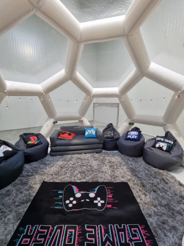 gaming party hire